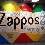 zappos-family-sign