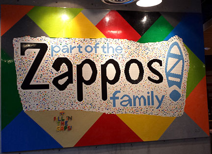 zappos-family-sign