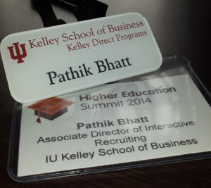 pathik bhatt kelley badges