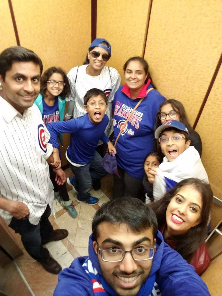 cubs-family-selfie